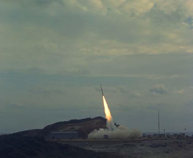 JCRロケット写真